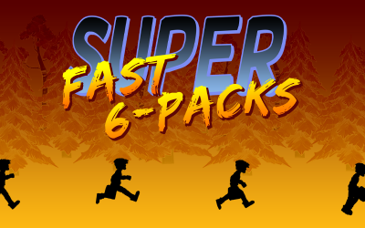 Super Fast 6-Packs is playable now on play.idevgames.co.uk!