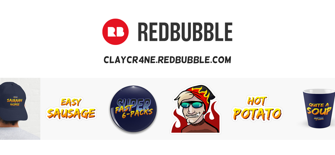 Super Fast 6-Packs fan products available on Redbubble